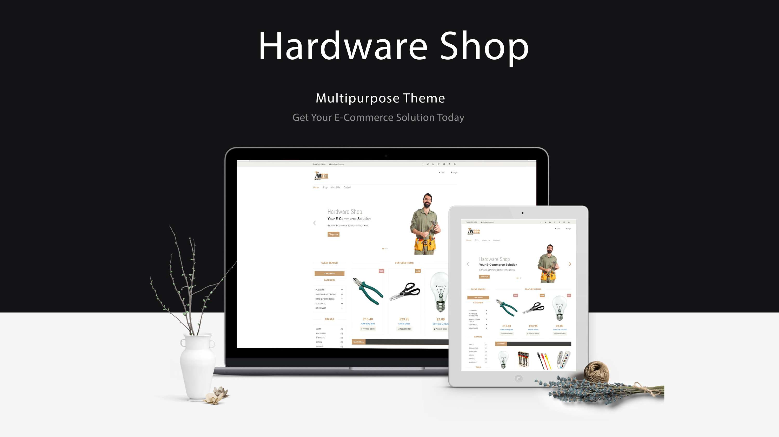 Getshop Today: E-commerce Software And Online Store Platform